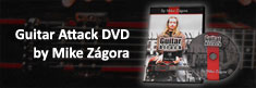 DVD Guitar Attack by Mike Zagora